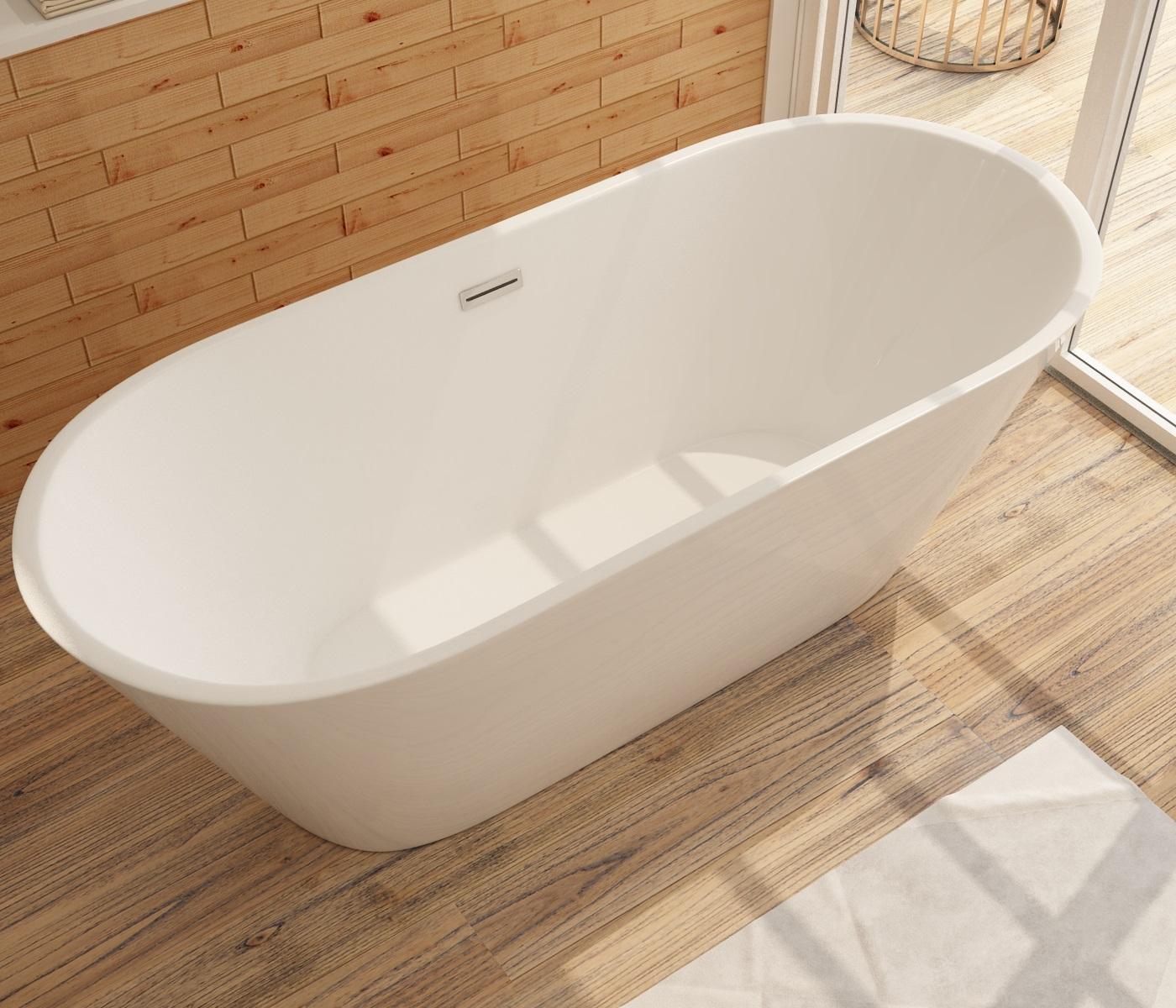Lugano Weiß 170x80 cm